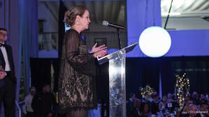 Amy Czuchlewski Honored at this year's Technology Ball gala with Luminary Award