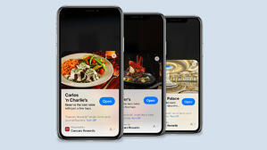 Caesars, Bottle Rocket Partner on Apple App Clip