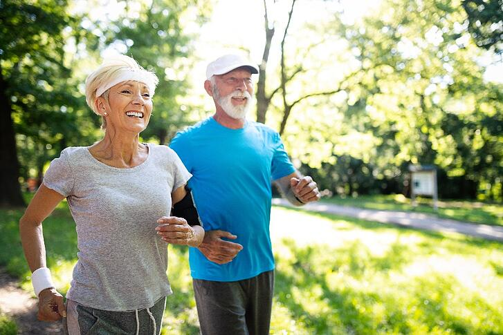 How Staying Active Helps Your Joints