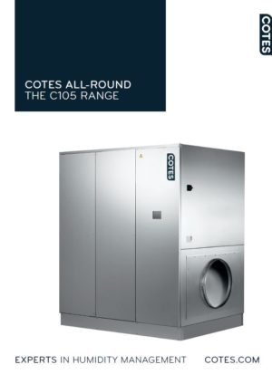 Cotes All-Round The C105 Range