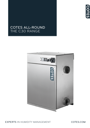 Cotes All-Round The C30 Range