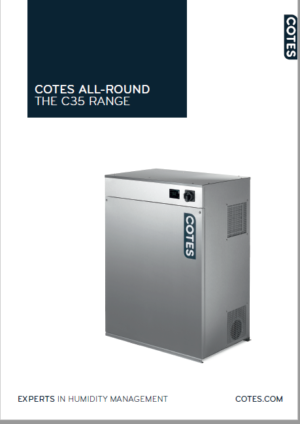 Cotes All-Round The C35 Range