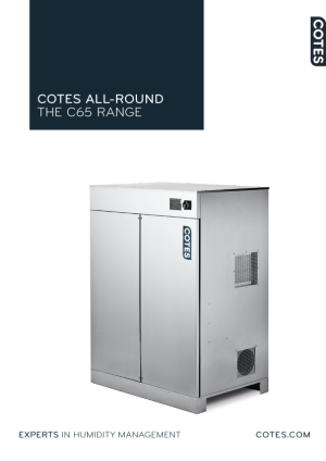 Cotes All-Round The C65 Range