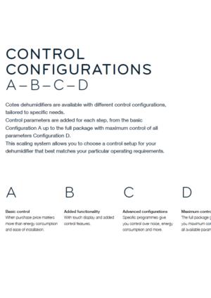 Cotes C-Range Configuration