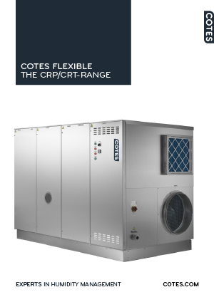 Cotes Flexible CRPCRT Range