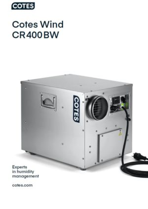 Cotes Wind CR400BW Range