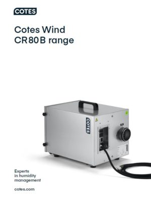 Cotes Wind CR80B Range