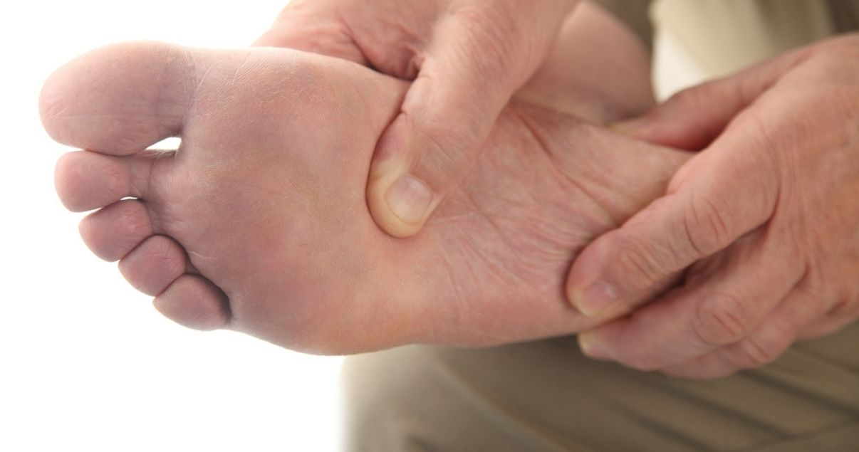 tinea pedis can be very bothersome