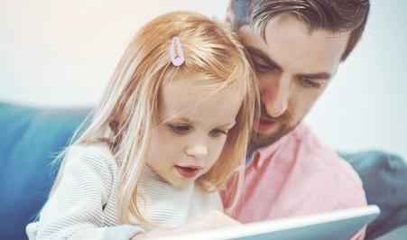 Viktigt vid vård av barn i digitala kanaler