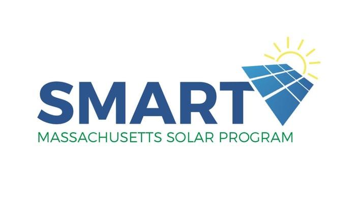Massachusetts Renewable Target (SMART) program logo