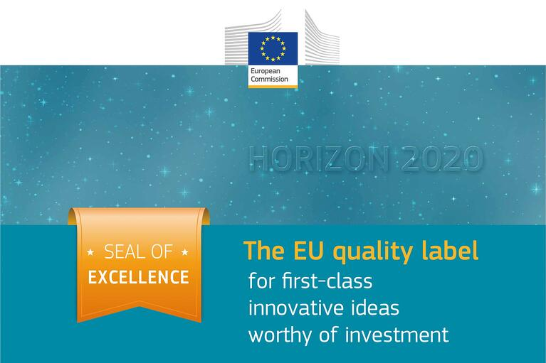 We received funding through the European Union's Horizon 2020 program.