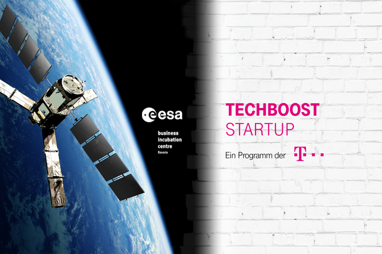 Our Partnerships with ESA and Telekom
