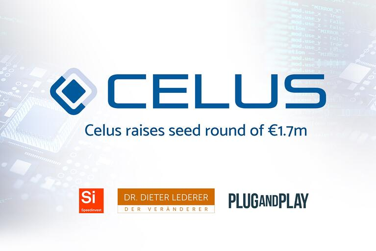 Celus raises seed round of €1.7m