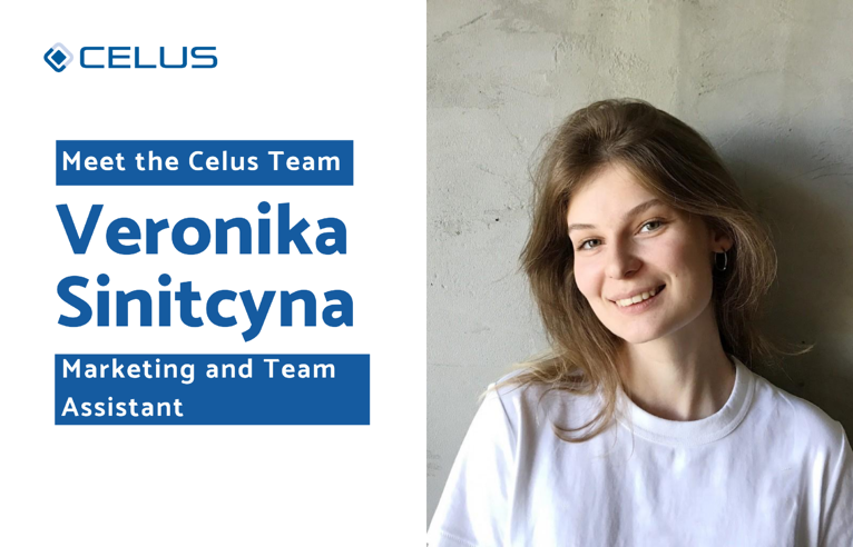 Interview with Marketing and Team Assistant, Veronika Sinitcyna
