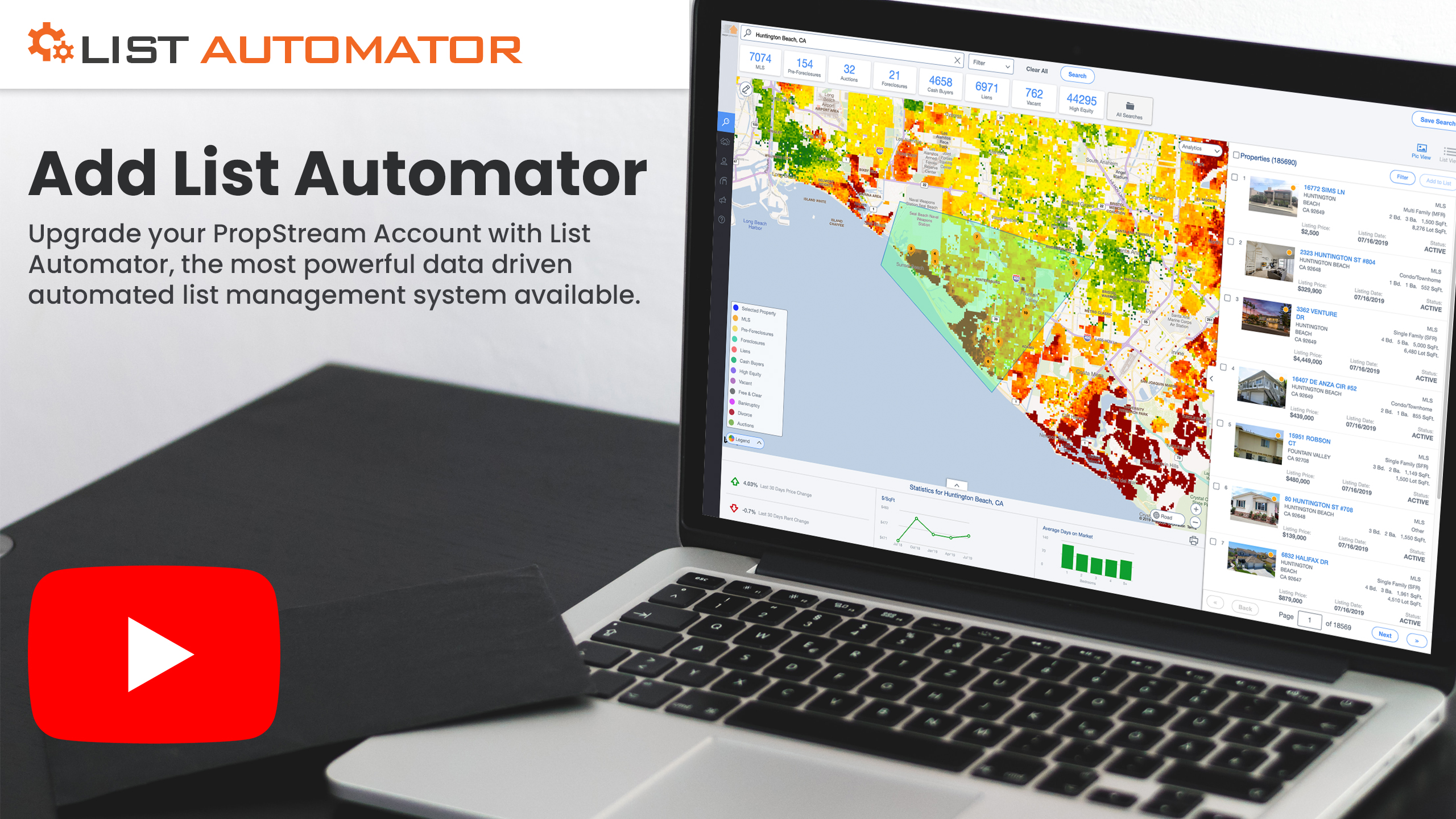Adding List Automator