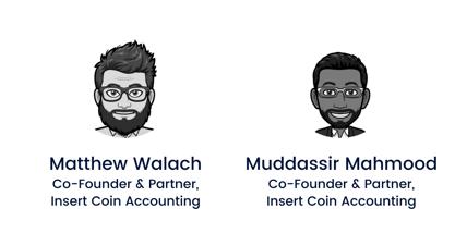 Matthew Walach and Muddassir Mahmood Bio