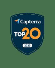 capterra badgex2