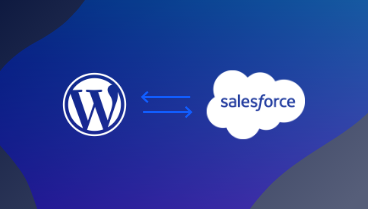 WordPress to Salesforce Bidirectional CRM Integration