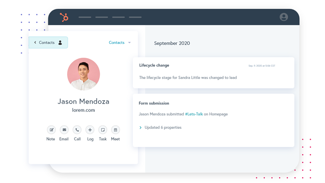 Update and Create Wix Contacts to HubSpot