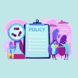 Policy development Infoart