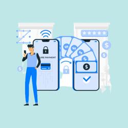 Secure Transaction Infoart