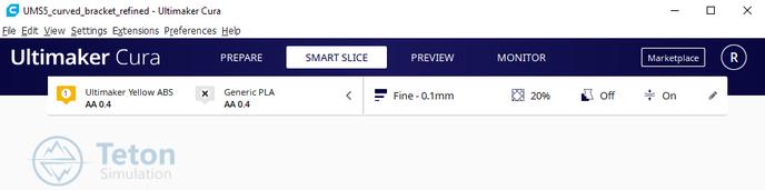 smart slice stage
