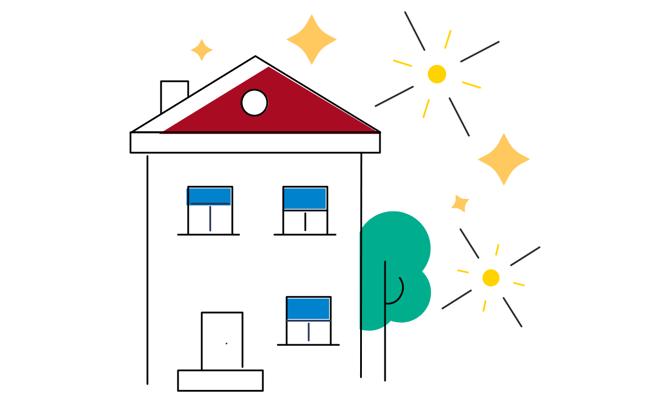 La mise en valeur d'un bien immobilier