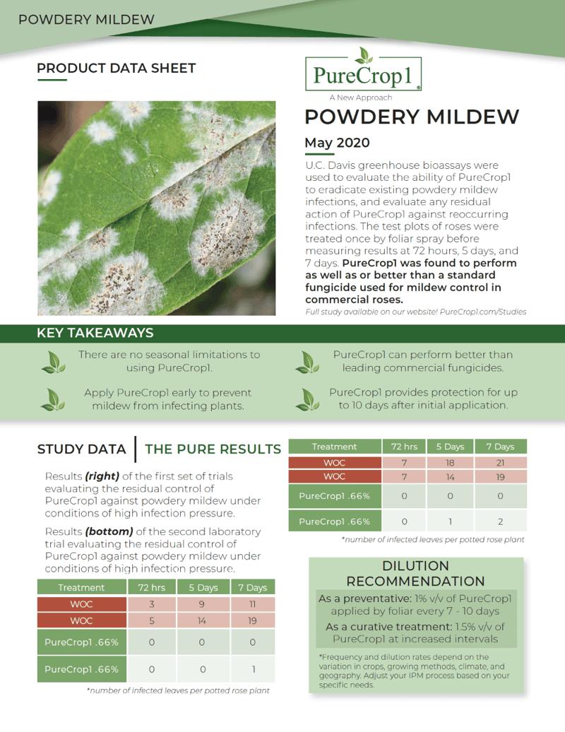 Powdery Mildew Trial Sheet-1