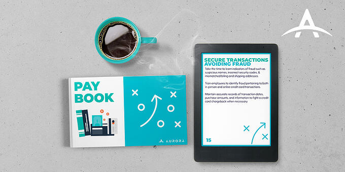 Aurora PayBook - The Merchant Services Guidebook
