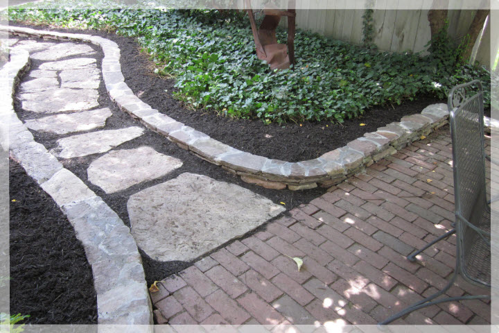 Landscape edging easy