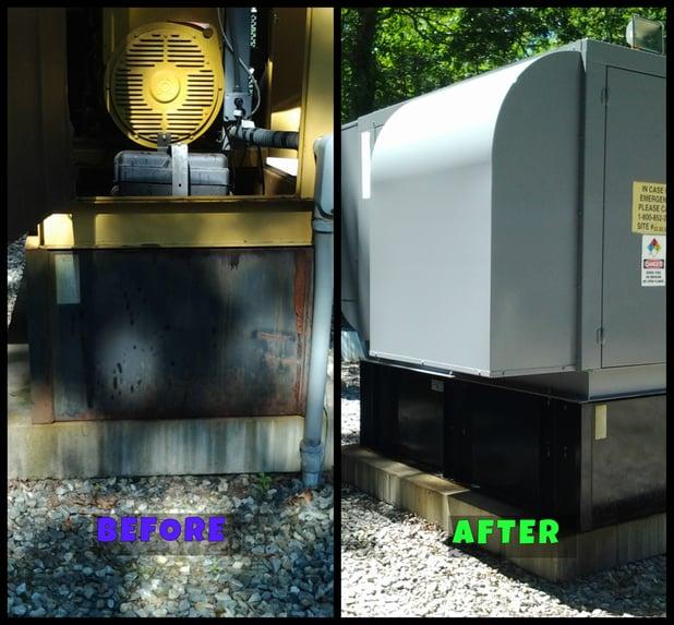 Restoring generators: No easy or routine task
