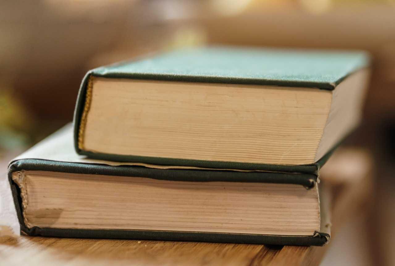 Big books full of RevOps acronyms