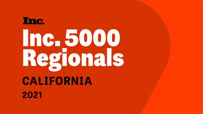 Inc 5000 Regionals CA Social Image 3