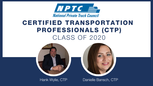 Two Additional TransForce Group Employees Announced as Certified Transportation Professionals (CTP)