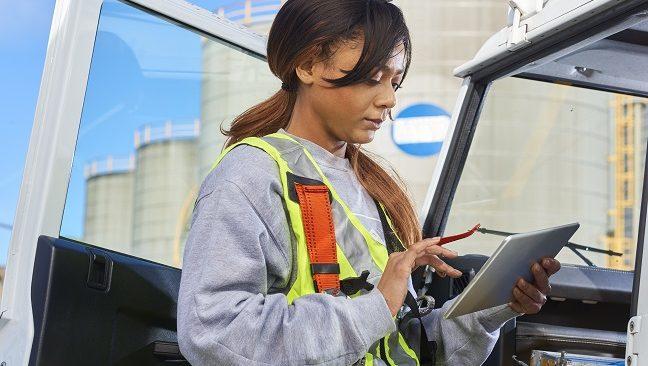 ATA TMC Transportation Technology Exhibit 2021