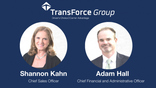 TransForce Group Appoints Two New Leaders