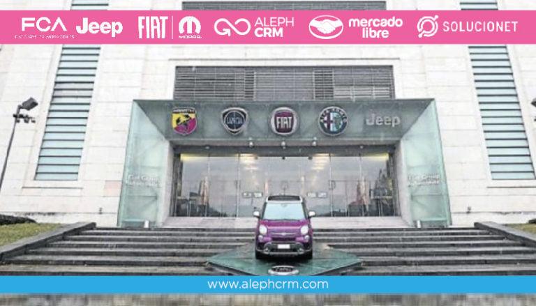 A FCA, através das suas marcas FIAT e JEEP, transforma a experiência de pós-venda na indústria automotiva.