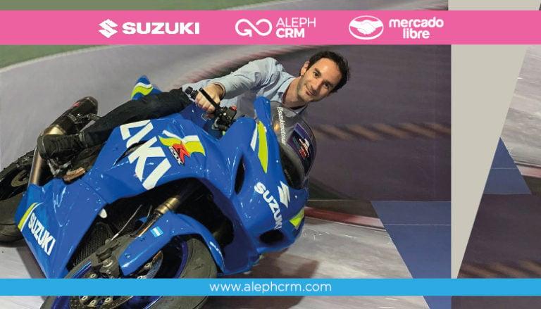 Suzuki Motos enciende el motor y acelera en busca del futuro