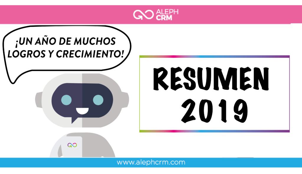 Resumen 2019 by AlephCRM