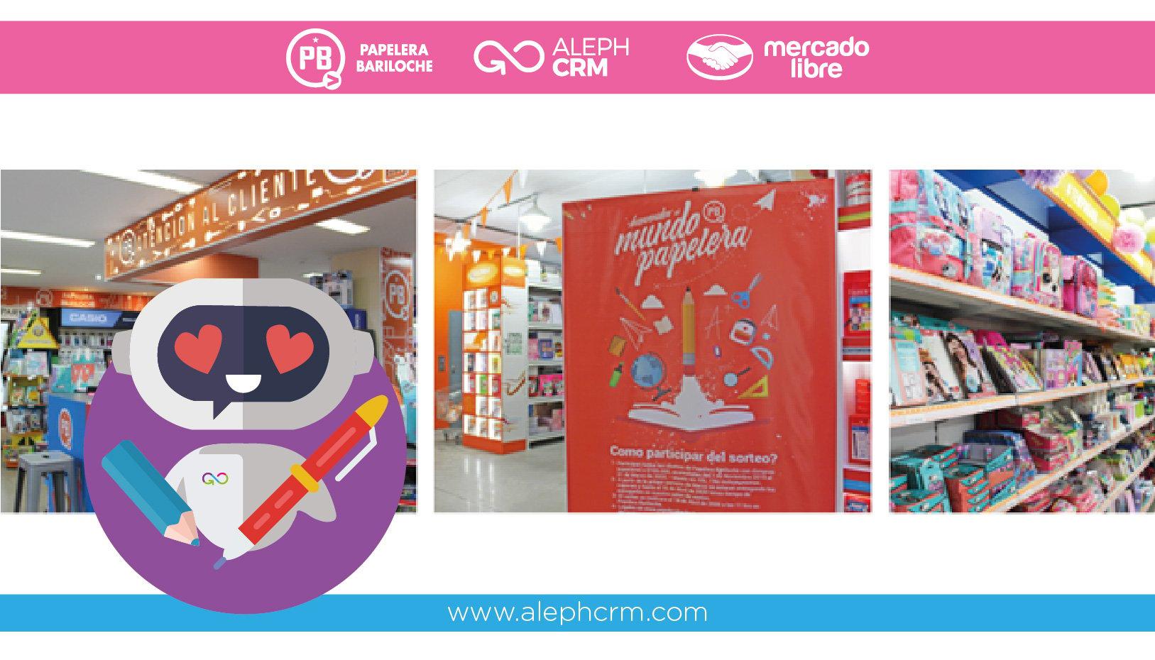 Papelera Bariloche incorpora una herramienta innovadora para potenciar el e-commerce en librerías