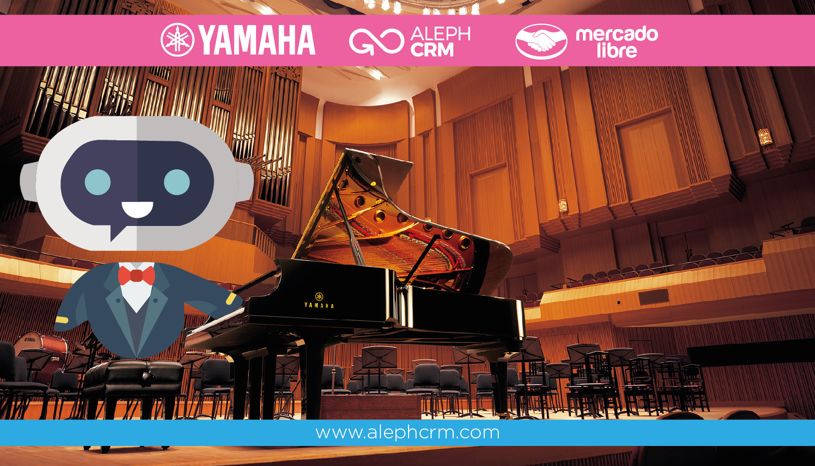 Yamaha and the e-commerce symphony reach the musical instrument industry