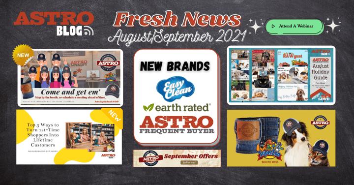 Fresh News   August / September 2021