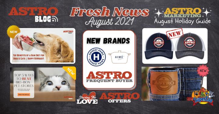 Fresh News   August 2021