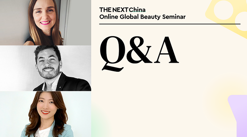 Experts talk about China beauty trends and Chinese consumers