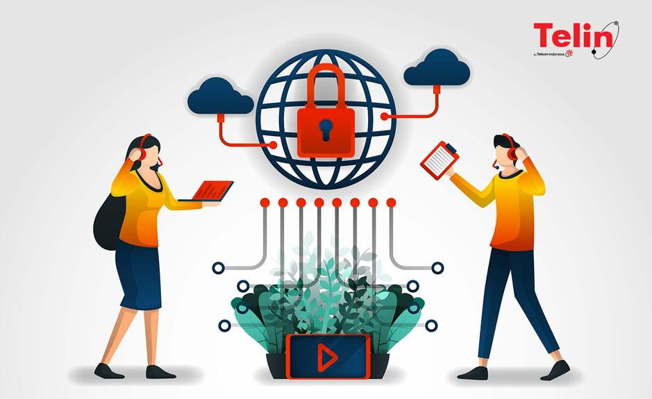 Akses Gratis Selama 60 Hari - Telin Global Internet Security Service