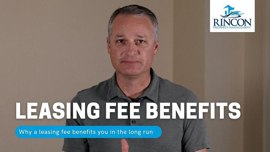 Why A Leasing Fee is Best for Your Property<