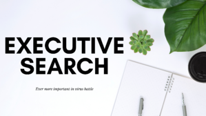 Executive Search more important with unemployment figures and virus
