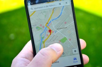 【iPhone版】Googleマップの「履歴」を削除する!検索履歴とロケーション履歴