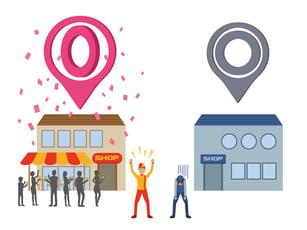 Googleマイビジネス マネジメントサービス 活用事例