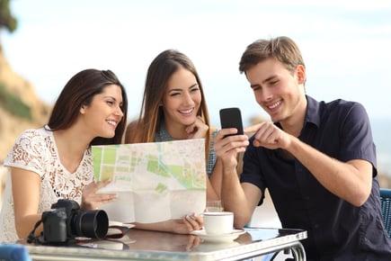グーグルマップで現在地が共有できる!共有方法やできない時の対処法など徹底解説